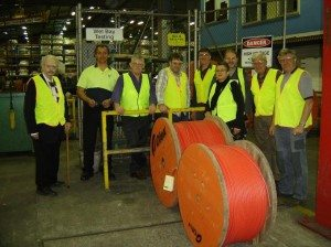 Vocational Visit to Olex Cables Lilydale