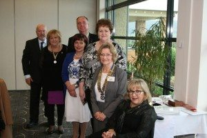 2014 Changeover - [4]  Inductees ex Chirnside Park